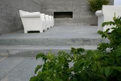 Ekslustiv terrasse Høruphav