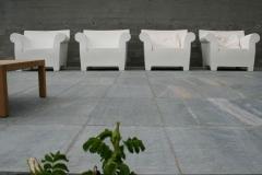 Kvarts skifer eklusiv terrasse Høruphav
