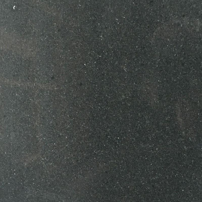 Granit Gulvflise Nero Black Sleben 30,5×30,5 Cm