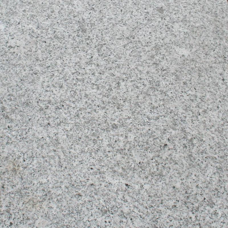 Granit Fliser Gråsort Brændt & Børstet Ude 50×50 Cm 60 Mm