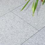 granitflise earl gray lysgrå 40x40 cm